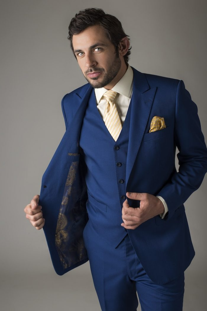 <h2>Apsley Bespoke Suits</h2><h4>Лондон</h4>