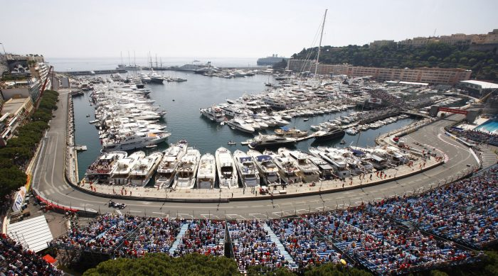 <h2>Monaco Formula One Grand Prix</h2><hr/><h3>25 &#8212; 28 Мая 2017</h3><h4>Монако</h4>
