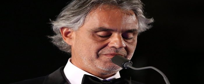 <h2>Концерт Андреа Бочелли</h2><hr/><h3>3 Августа 2017</h3><h4>Тоскана, Италия</h4>